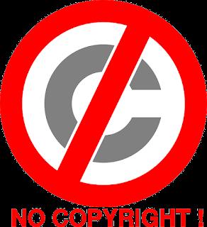 copyright / bebas hak cipta
