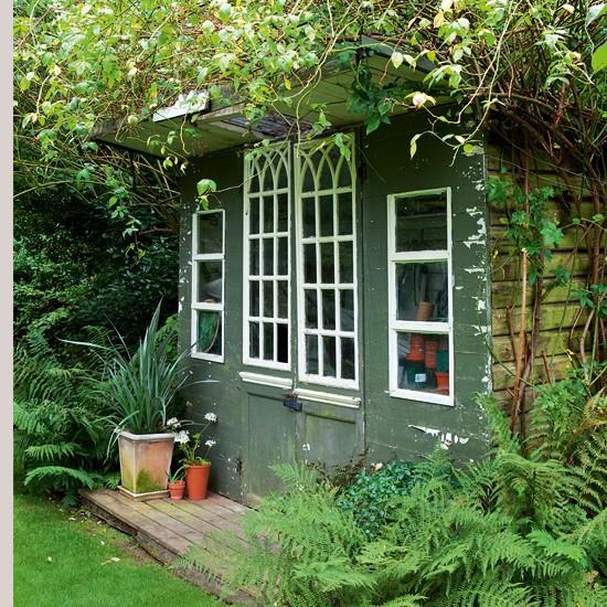 9 Cottage Style Garden Ideas: Um Jardim Para Cuidar: Aproveite A Sombra Do Seu Jardim