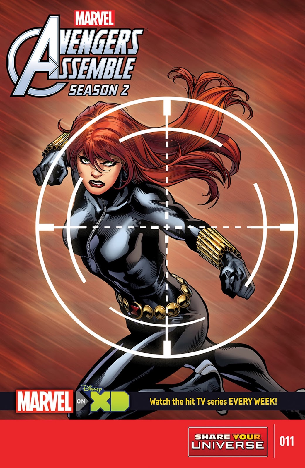 Read online Marvel Universe Avengers Assemble Season 2 comic -  Issue #11 - 1