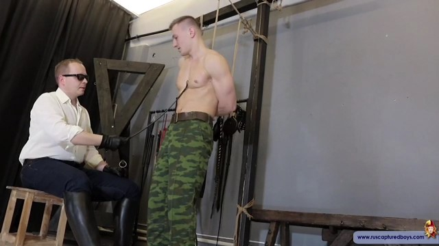 RusCapturedBoys - Soldier Misha. Part I.