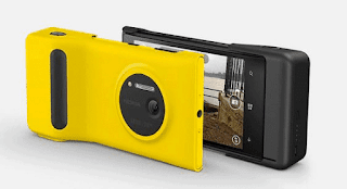 How-To: Become A Gratis Lumia 1020 Photographic Television Set Camera Grip