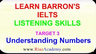 Learn IELTS - TARGET 3 - UNDERSTANDING THE ALPHABET