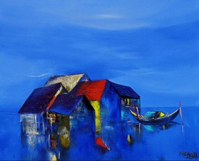 Tranh Đào Hải Phong