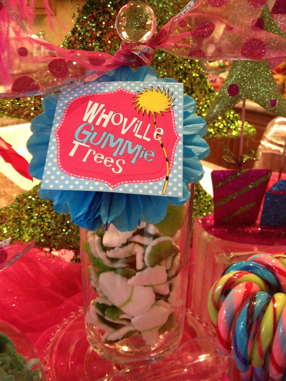Sugarpalooza Whoville Inspired Birthday Party