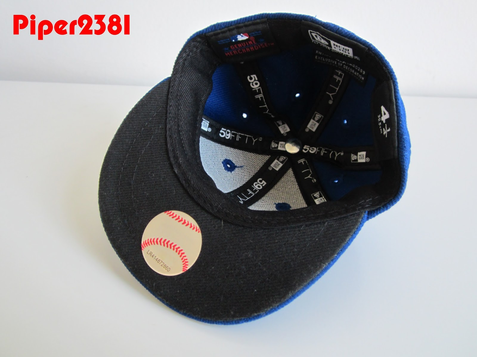 047992aea67 What makes these mini fitted caps so special is that they re exactly like  the regular on-field versions that New Era makes