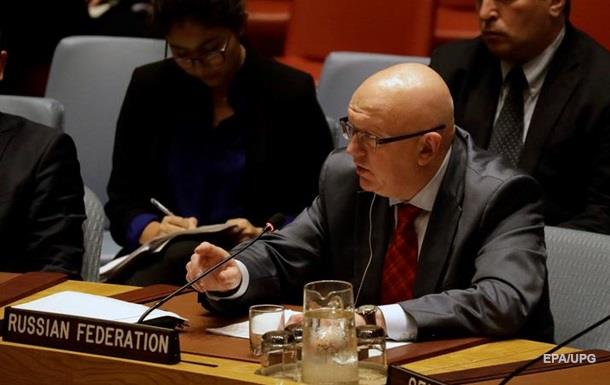 Росія в ООН: Хіматака в Думі – постановка