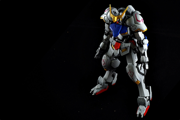 Gundam model kit 1/100 BARBATOS