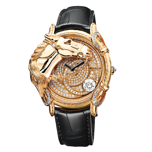 Sarcar The Treasure Royal Stallion Mechanical Watch