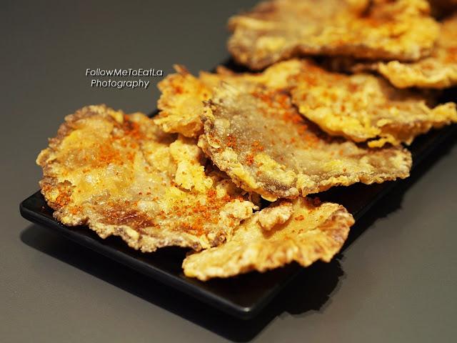 Golden Beoseot Fried Mushroom RM 7.50