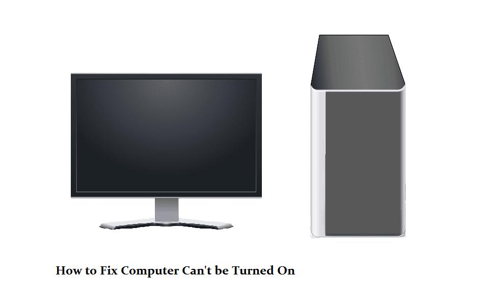Komputer tidak mau menyala dengan normal