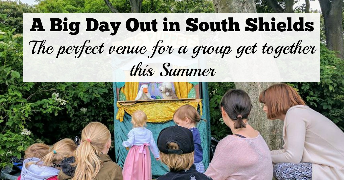Why South Shields is the perfect location for a group get together or picnic this summer