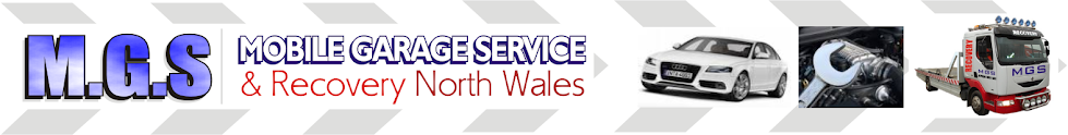 MGS Mechanics and Vehicle Recovery North Wales