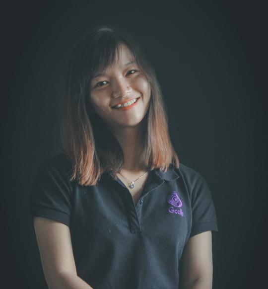 Chị Hoàng Thị Mai Ly