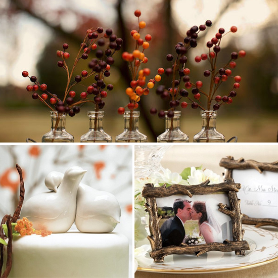 Fresh Picked Fall Wedding Inspiration
