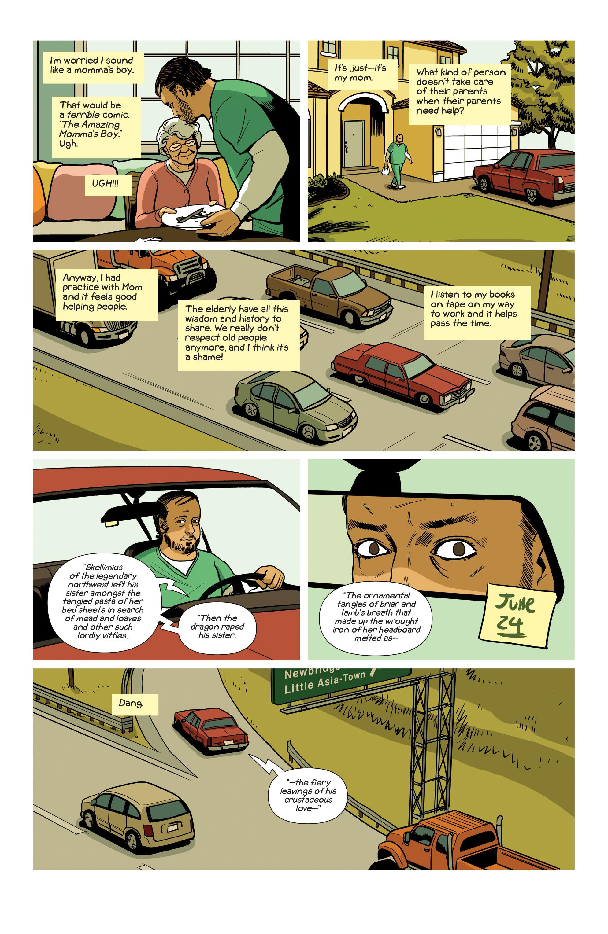 Read online Sex Criminals comic -  Issue #11 - 4