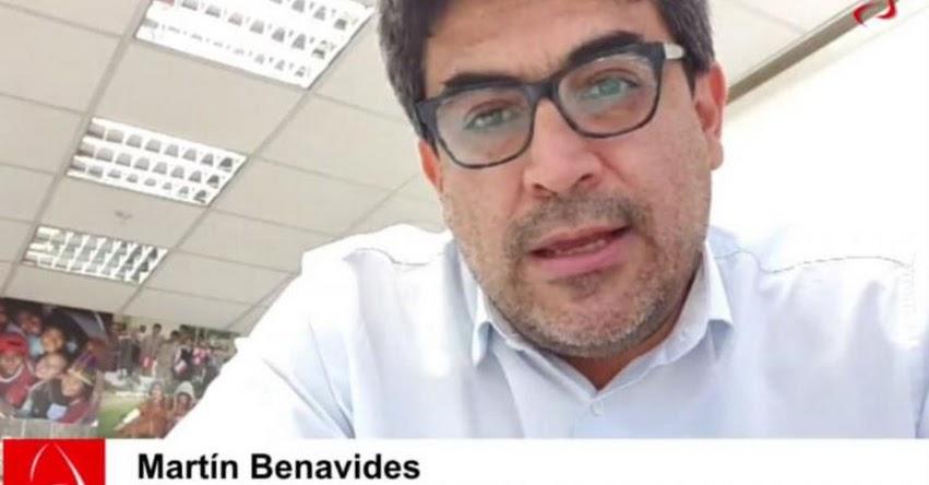 La SUNEDU es independiente de cualquier interés político o empresarial, sostuvo el Ministro de Educación, Martín Benavides