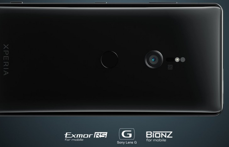 BIONZ for mobile on the Xperia XZ3