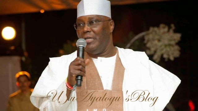 None of us is as great as all of us, by Atiku Abubakar
