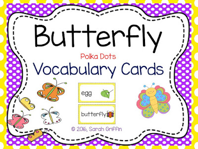 https://www.teacherspayteachers.com/Product/Butterfly-Vocabulary-Word-Cards-1792227