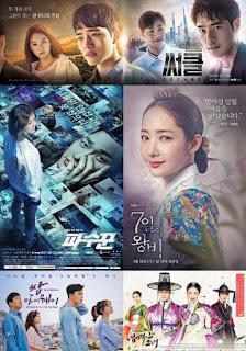 Drama Korea yang akan Tayang Di Akhir Bulan Mei 2017