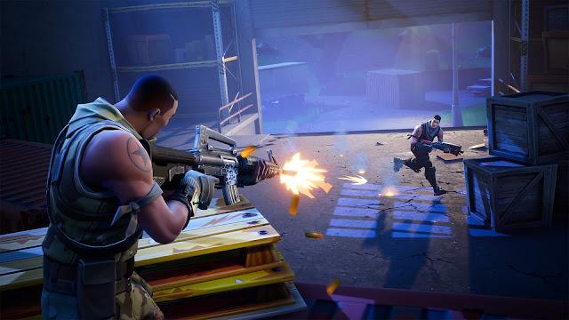 إمكانية دمج حسابات Epic Games ببعضها البعض قادمة للعبة Fortnite في هذا الموعد الجديد ..