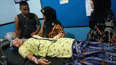 Sakit Hati Diputusin,  Putri Kritis Ditikam Mantan Pacar