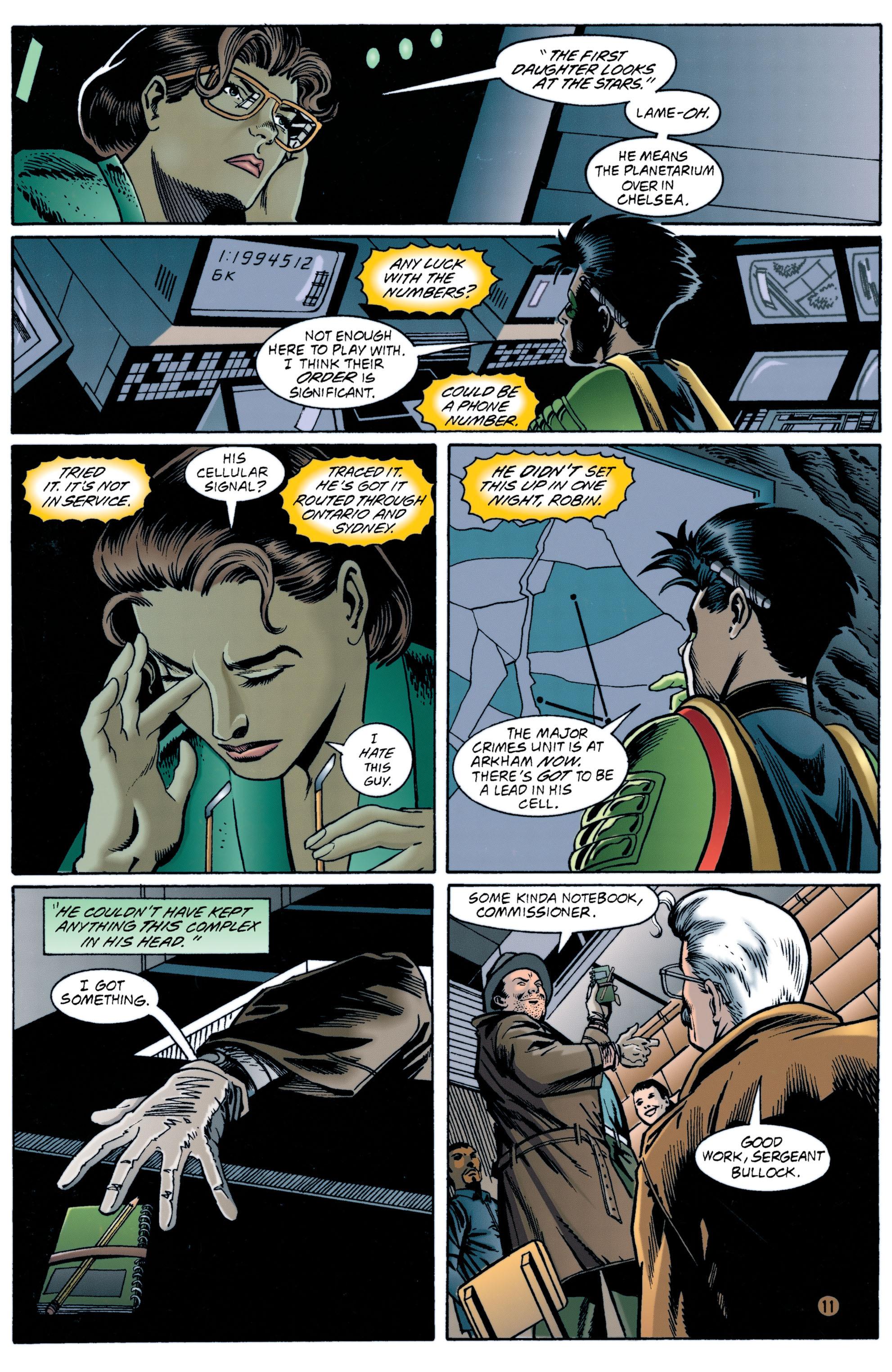 Detective Comics (1937) 706 Page 11