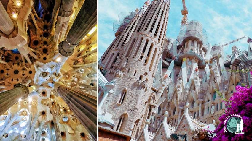 Ma torniamo a Barcellona. Per chi come me è amante di Gaudi, la visita alla Sagrada Familia e alle altre opere è d'obbligo.