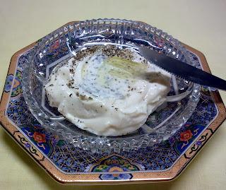 Queso de Yogur Vegano