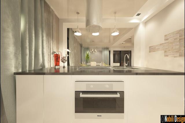 Design interior casa moderna Brasov - Amenajari interioare Brasov / Arhitect Brasov