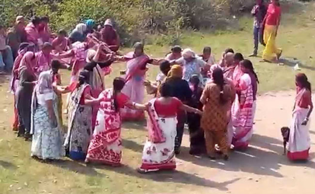Image result for garhwali holi
