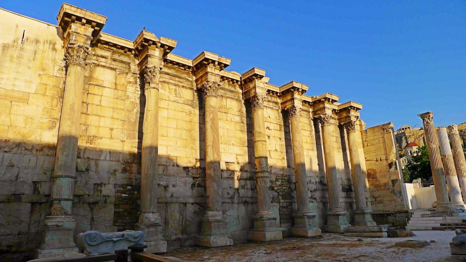 Hadrian Library