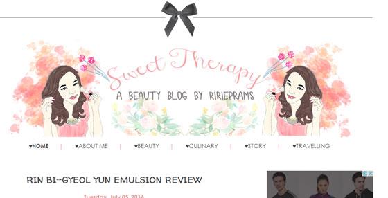 daftar blog situs kecantikan beauty blogger vlogger lokal indonesia terkenal artis selebgram youtuber cakep cantik sukses tips korea jepang produk makeup kosmetik artist mBua kelebihan kelemahan menjadi