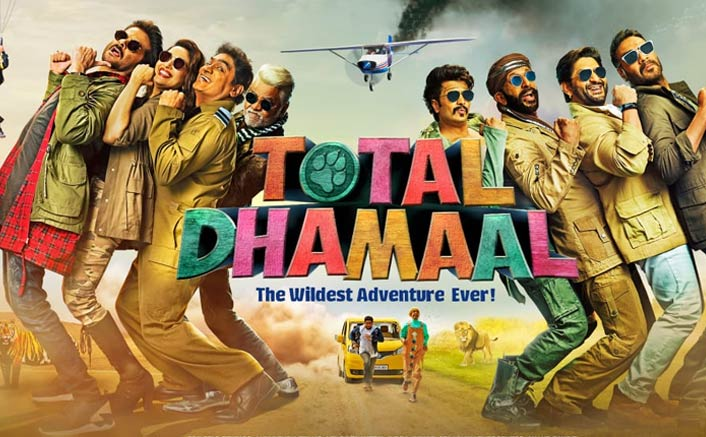 Total Dhamaal Full Movie Torrent Download 2019