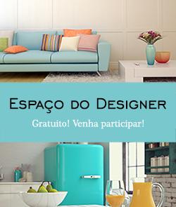 Espaço do Designer no blog Achados de Decoração