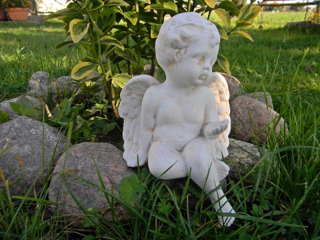 święto anioła, Stróż, figurka