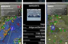 LocalizaTodo: permite visualizar el tráfico mundial de barcos y aviones en tiempo real