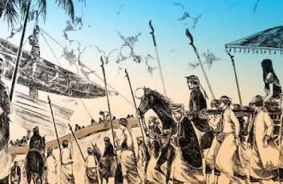 Kerajaan Pakuan Pajajaran - Perjalanan Ke Noesatembini