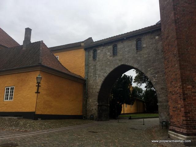 arquitectura de Roskilde