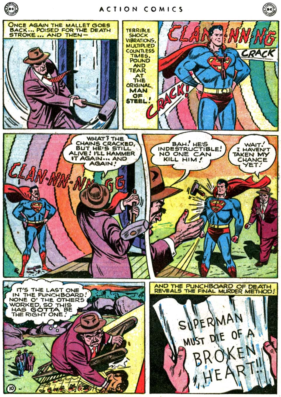 Read online Action Comics (1938) comic -  Issue #123 - 12