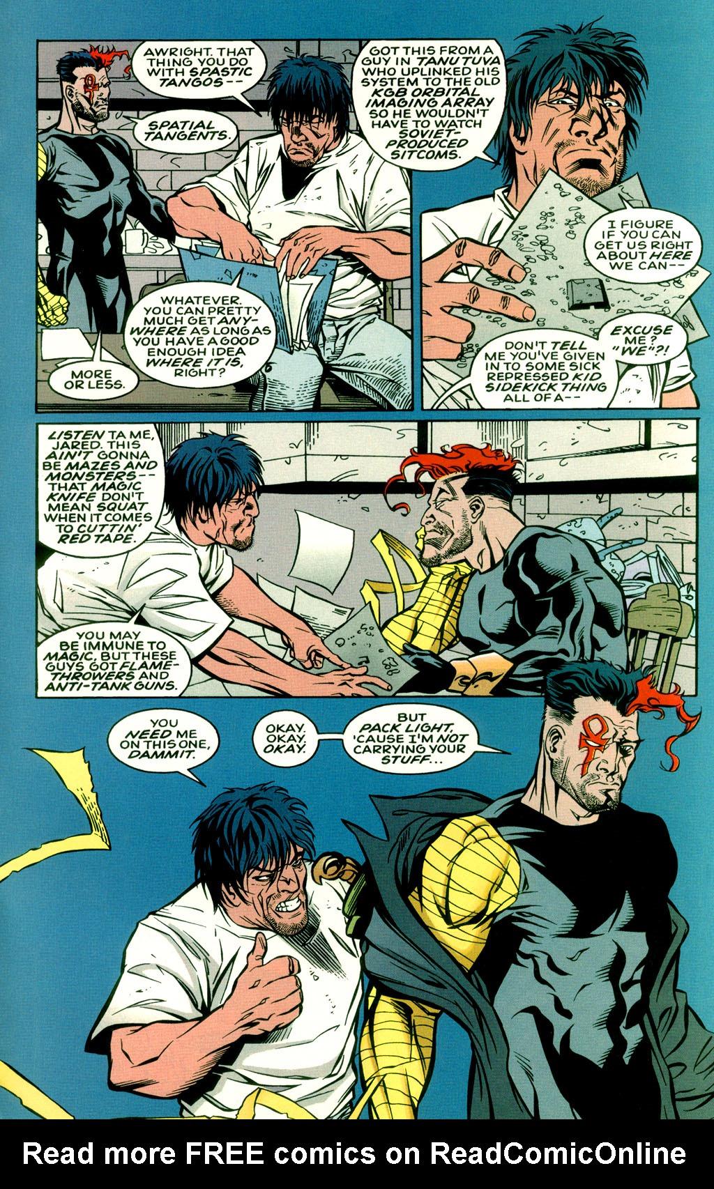 Read online Impulse Plus comic -  Issue # Full - 34