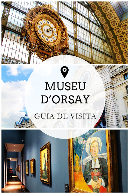 Drawing Dreaming - Museu d'Orsay: guia de visita