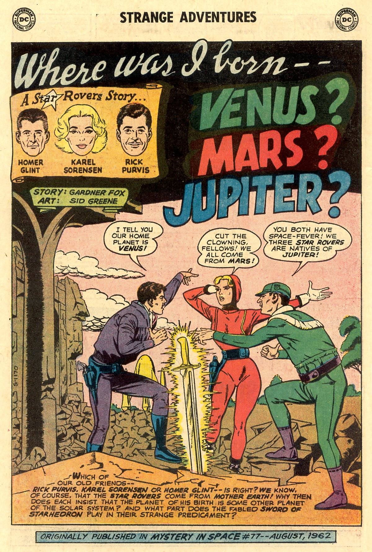 Strange Adventures (1950) issue 236 - Page 37