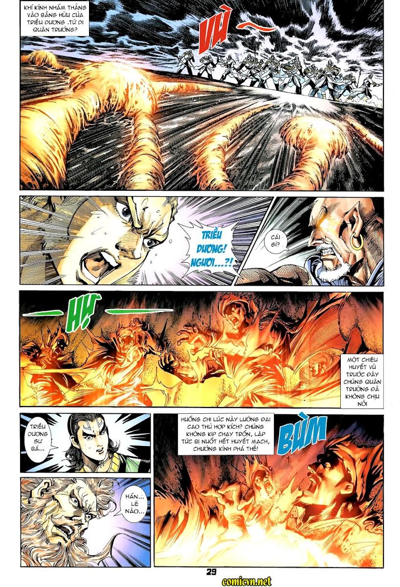 Đại Đường Uy Long chapter 93 trang 29