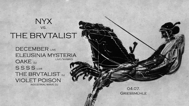 NYX vs. THE BRTVTALIST | Griessmühle [04Jul2018]