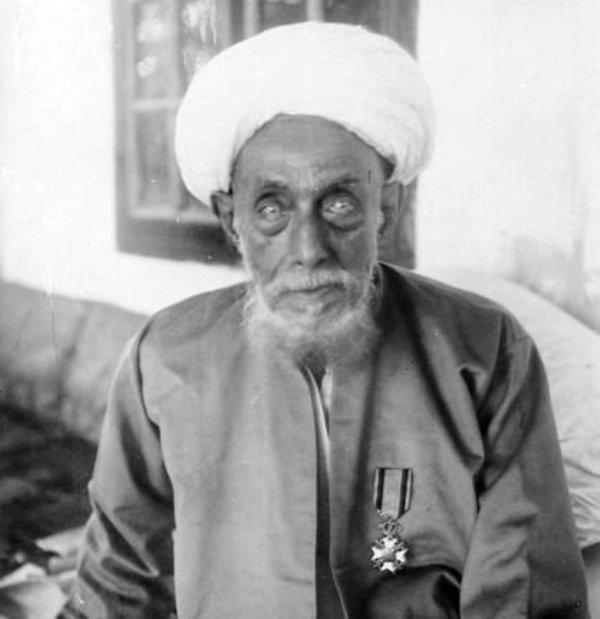 Sayid Ustman bin Yahya, Ulama yang Faqih dan Mutakallim dari Petamburan