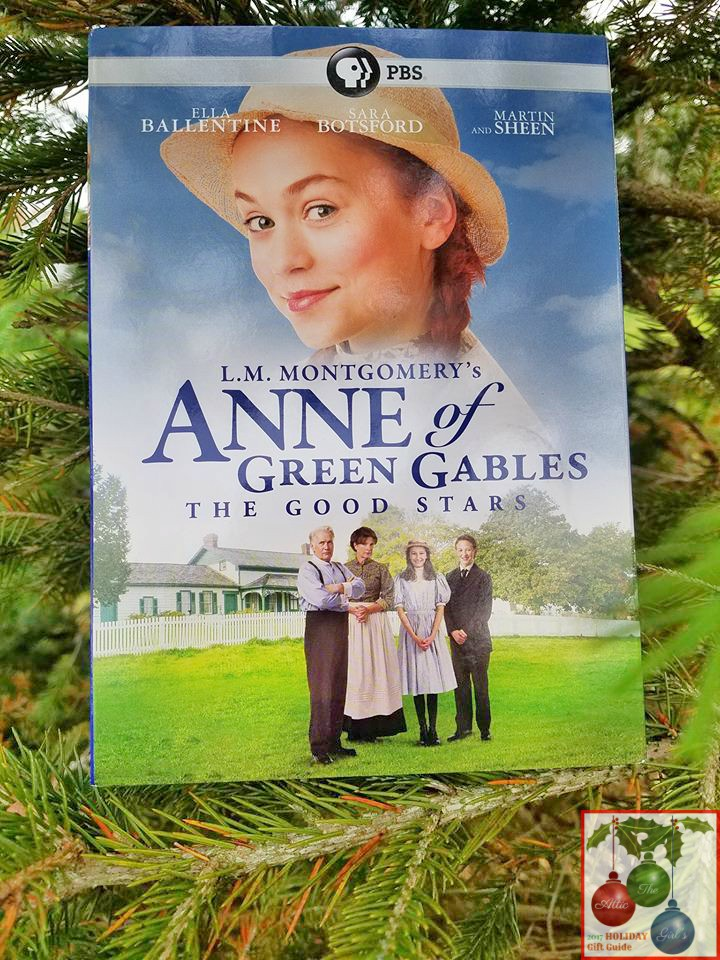 Anne Of Green Gables The Good Stars On Dvd Nov 7th