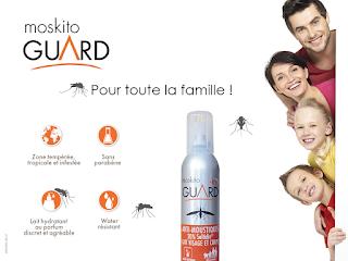 répulsif à moustiques