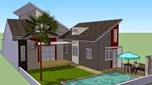 Kolam Renang Rumah Minimalis