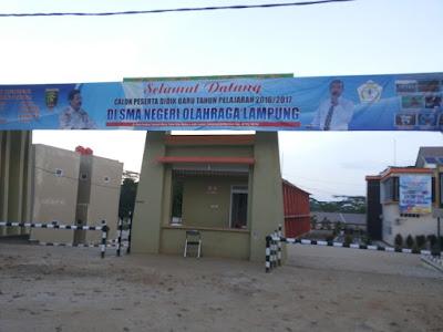 Mengapresiasi Sekolah Olahraga Lampung